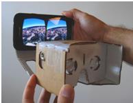 "Ímãs para os Óculos 3 D ""Google Cardboard"""