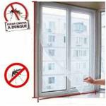 Proteja sua janela de mosquitos e outros insetos com telas fixadas com Ímãs de Neodímio