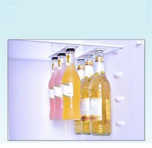 """""""Bottle Loft"""" Ímã de Neodímio Organizador de Geladeira e Prateleiras"""